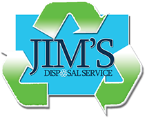 jim's disposal logo